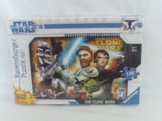 Adorable 'Star Wars The Clone Wars' 100-Piece Ravensburger Puzzle BNIB